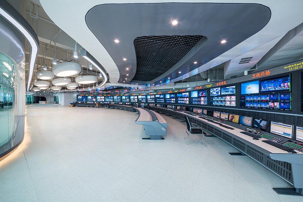 NDA Group | Anhui Hefei TV Center Gallery